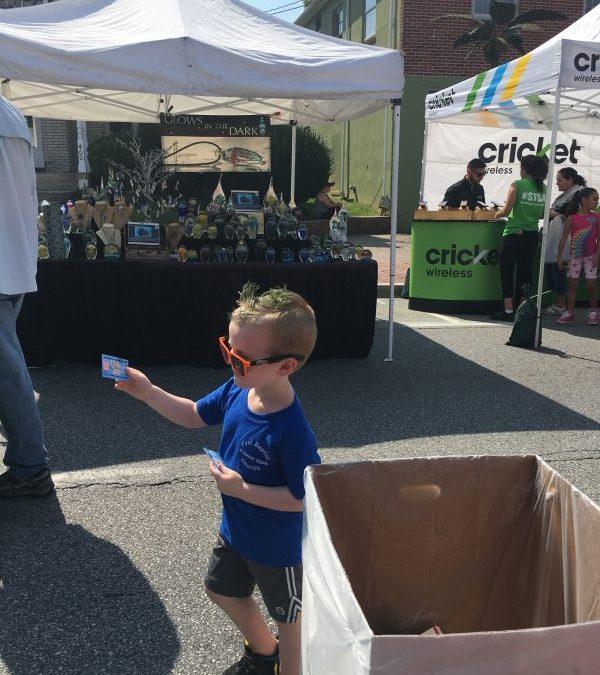 Mushroom Festival Volunteer Opportunities Available