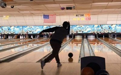Church bowling team on a roll