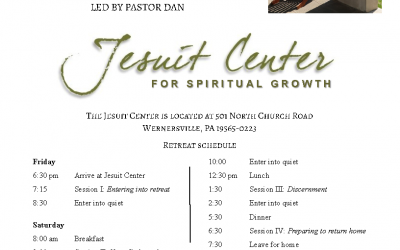 Join us on retreat