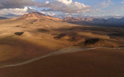 Traveling the desert seasons